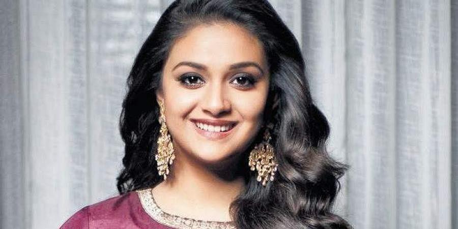 Kollywood actress Keerthy Suresh