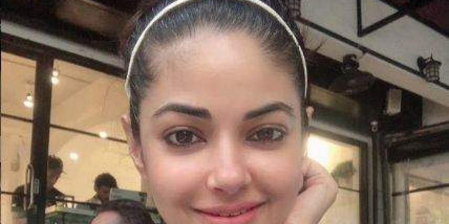 Actress Meera Chopra
