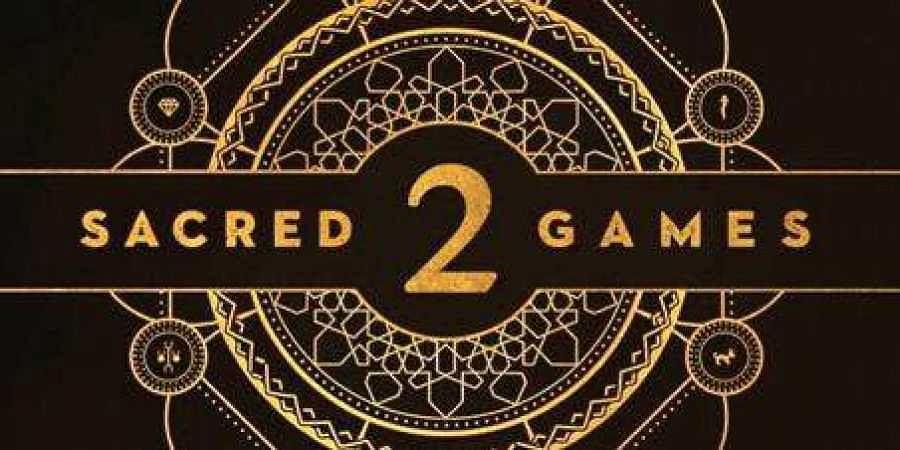 Sacred Games 2 is co-directed by Anurag Kashyap and Neeraj Ghaywan, with Vikramaditya Motwane and Varun Grover resuming as showrunners.