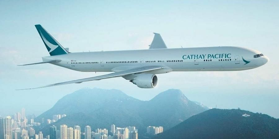 Hong Kong flag carrier Cathay Pacific