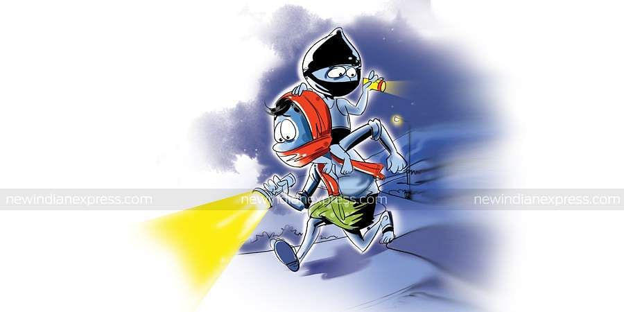 Now, Haryana school students doing Thoppu Karanam in bid to