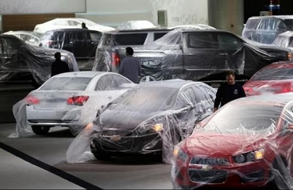 Regional Transport Authorities in Hyderabad seeearnings slump with auto industry crisis