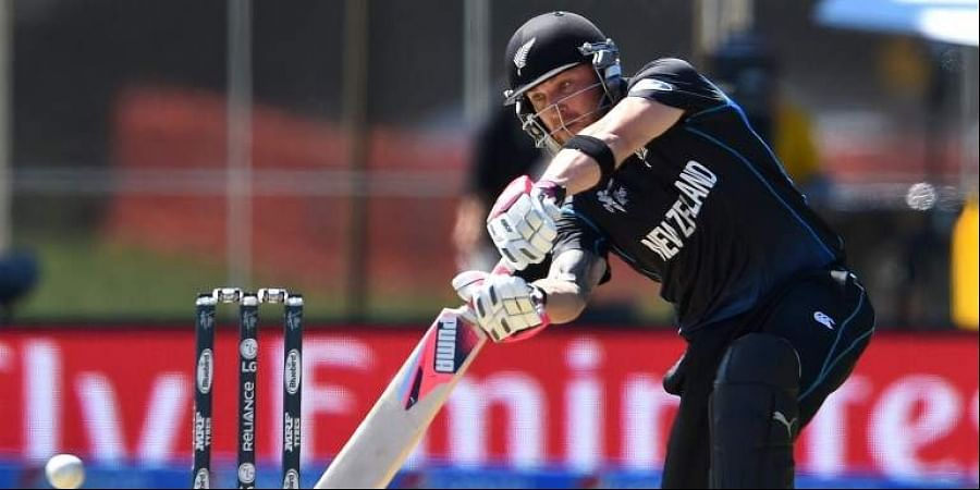 Brendon McCullum of New Zealand. (File Photo | AFP)