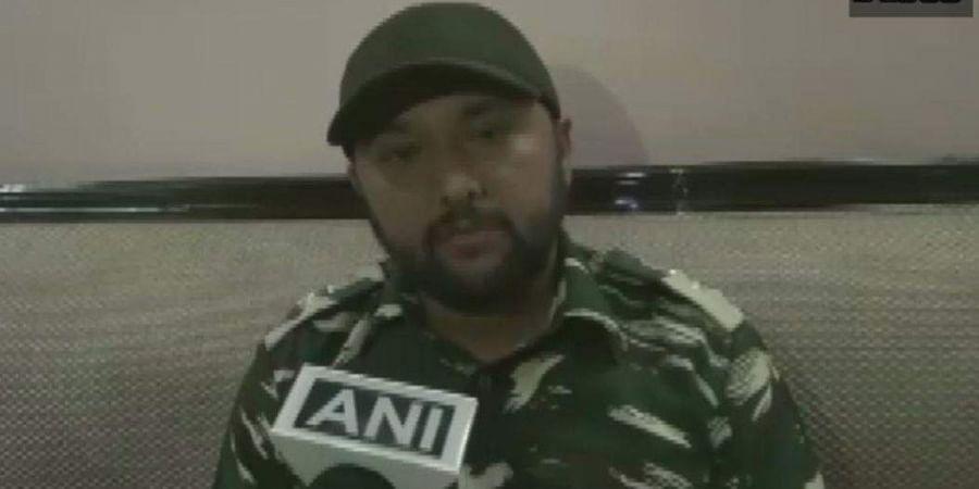 CRPF Deputy Commandant Harshpal Singh
