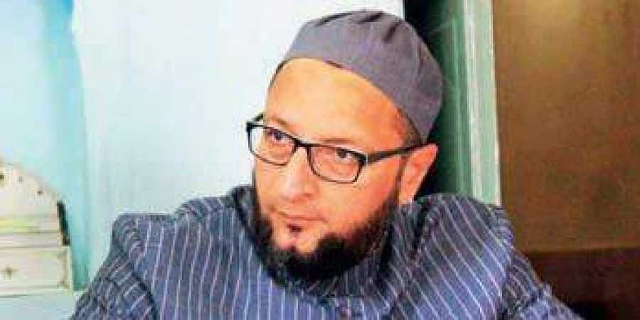 Asaduddin Owaisi hits out at PM Modi for remarks on population