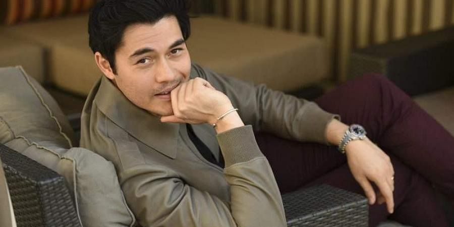 Hollywood actor Henry Golding