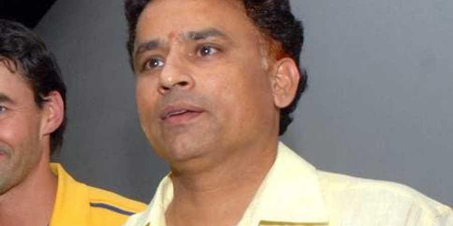 VB Chandrasekhar