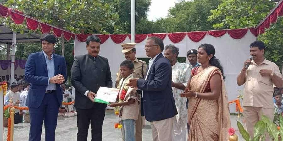 Image result for 12-year-old Venkatesh