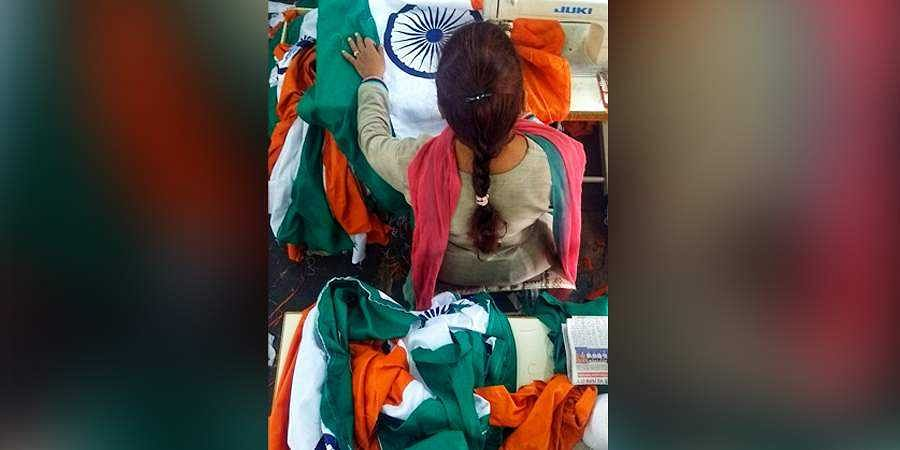 The flagmakers from Karnataka's Hubballi who helped unfurl the tricolour in J&K on I-Day