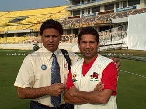 Later, VB Chandrasekhar became a national selector and was on the panel when Greg Chappell was the India coach.