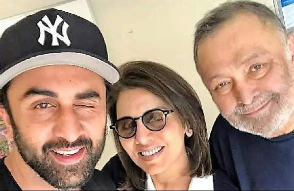 Neetu Kapoor celebrates 62nd birthday with family, friends