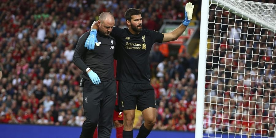 Pitch invader blow to Adrian deepens Liverpool's 'keeper crisis
