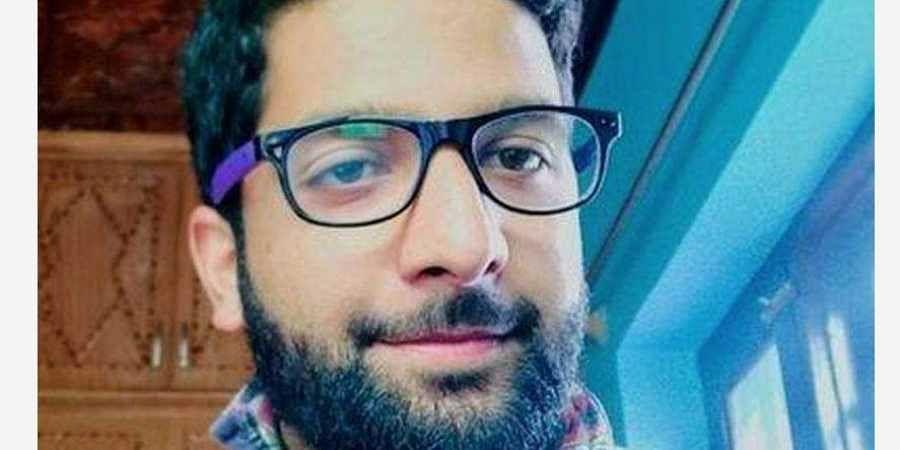 Irfan Malik, a correspondent with the Greater Kashmir newspaper