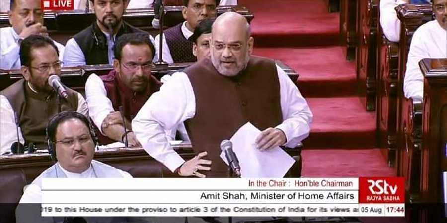Abrogation of Article 370 leads to a jump in BJP's popularity in UP