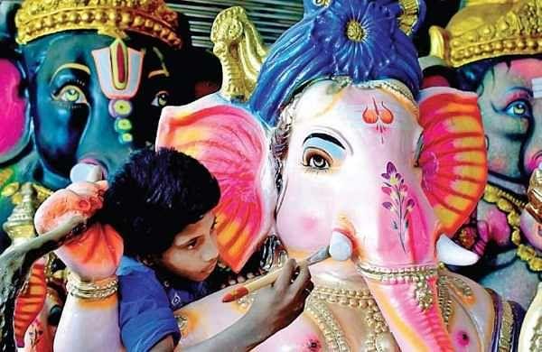 Tough to enforce ban on PoP Ganesha, says KSPCB