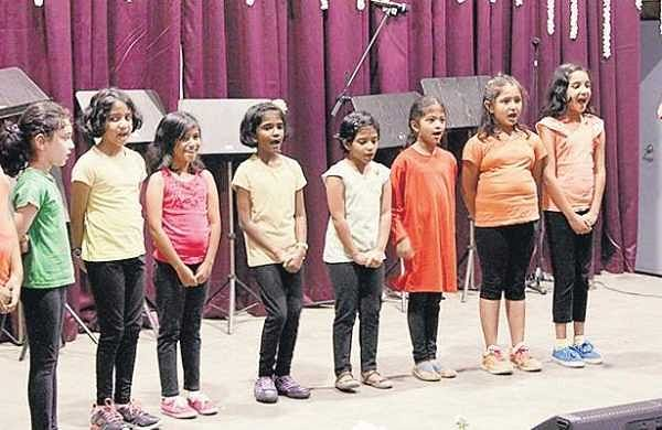 Kids' choir to sing tunes by Abba, Mozart