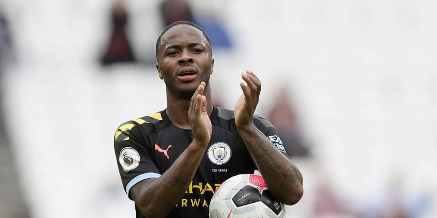 Pep Guardiola believes Raheem Sterling can score 30 goals this season