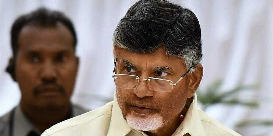 Former Andhra Pradesh CM Chandrababu Naidu served notice to vacate house in view of floods