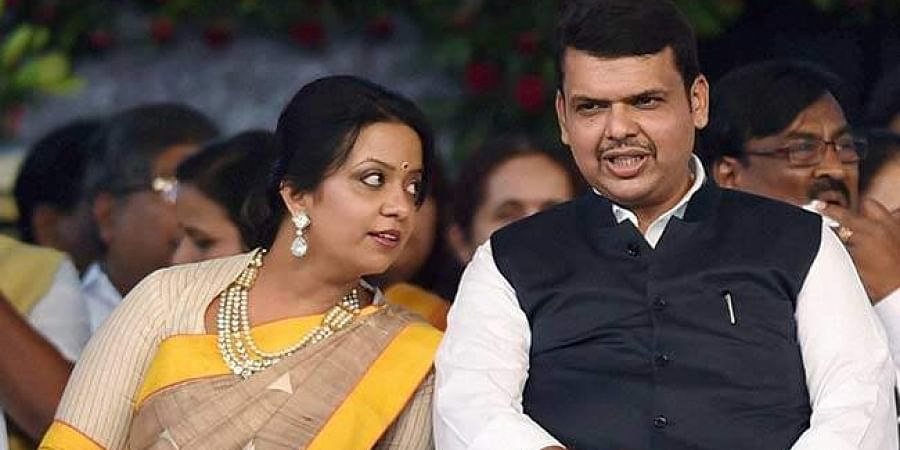 Devendra_Fadnavis_with_wife_Amruta_PTI