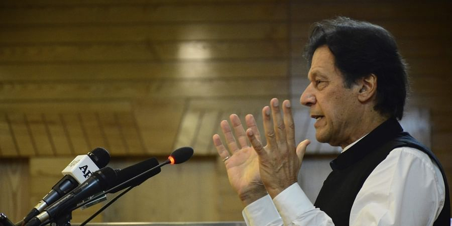 Pakistan Prime Minister Imran Khan (Photo | AP)