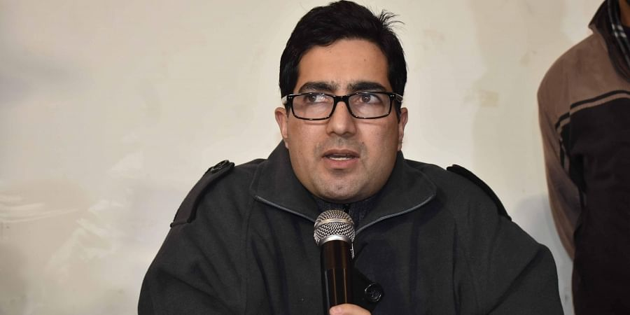 Shah Faesal planned to take Kashmir issue to ICJ: Sources