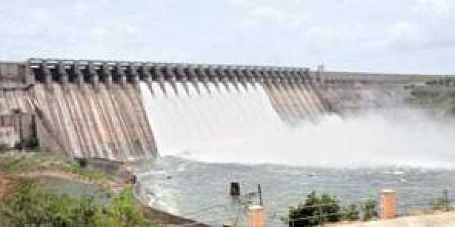 File Photo of Nagarjuna Sagar Project