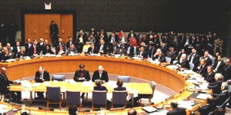 A file photo of UNSC