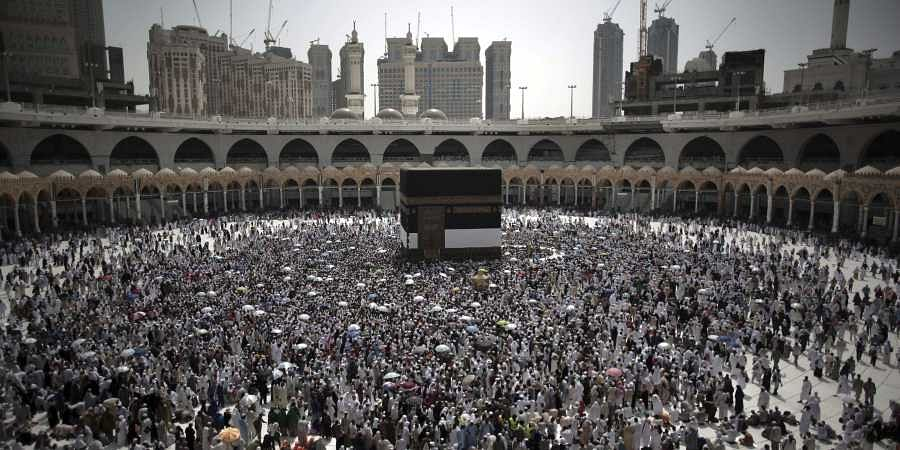 Every year thousands of Muslims travel to Mecca, Saudi Arabia, to perform Haj, considered the fifth pillar of Islam, in the last Islamic calender month of Dhu al-Hijjah.