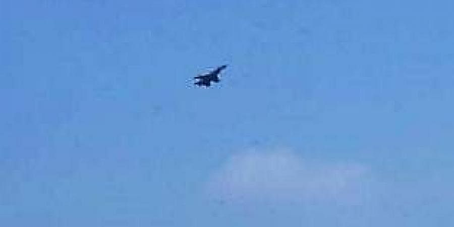 IAF aircraft