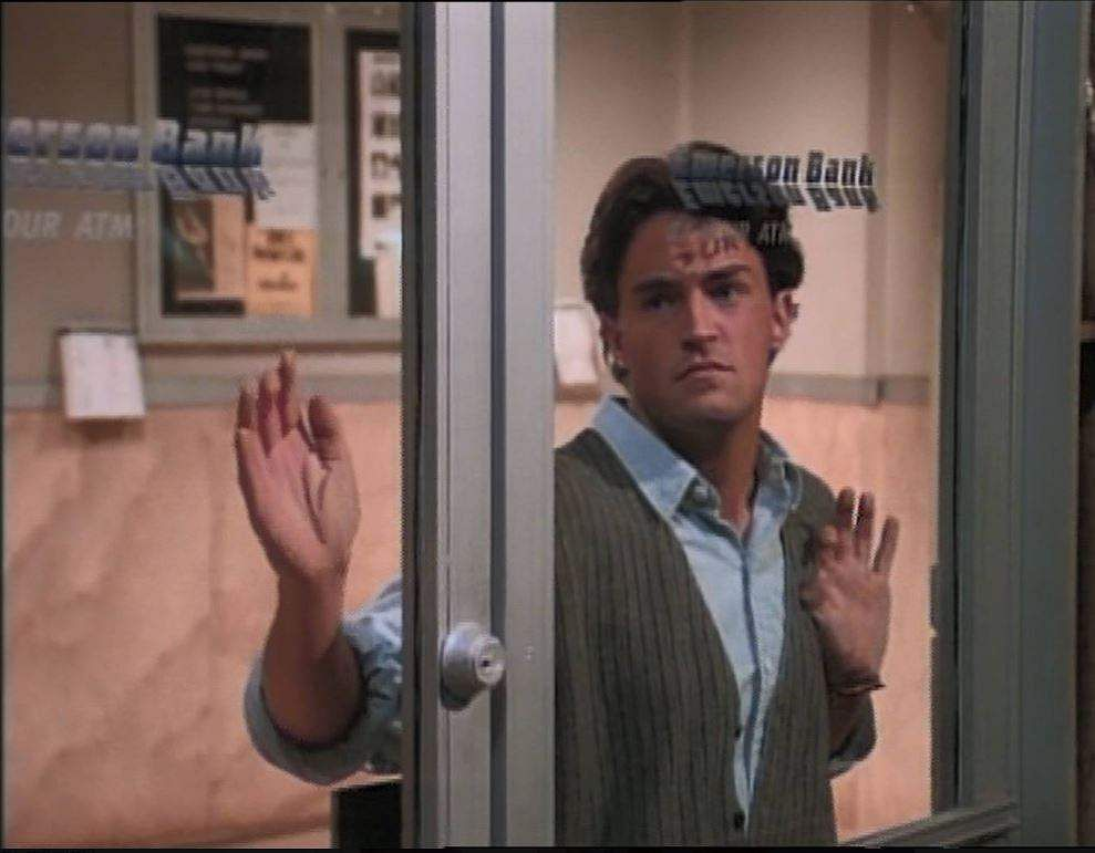Matthew Perry aka Chandler Bing