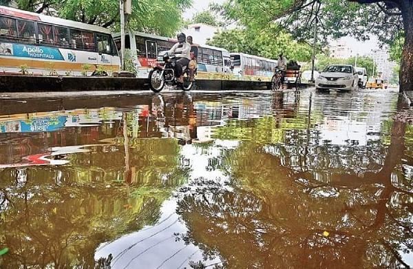 Chennai receives rainfall but no respite from water crisis yet