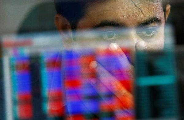 sensex traders Reuters pic.'