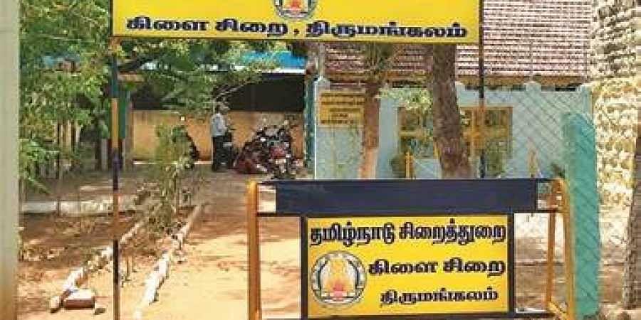 Was Thirumangalam police station setup for Veerapandiya Kattabomman?