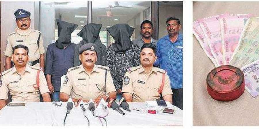 3 held for robbing delivery boy, Rs 6,800, bike recovered