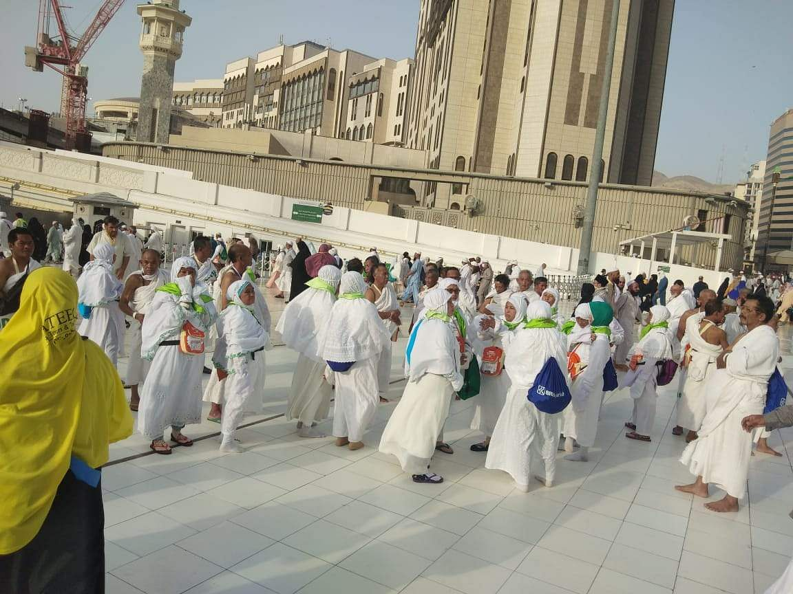 Mecca in pictures ahead of the 5-day Hajj rituals from