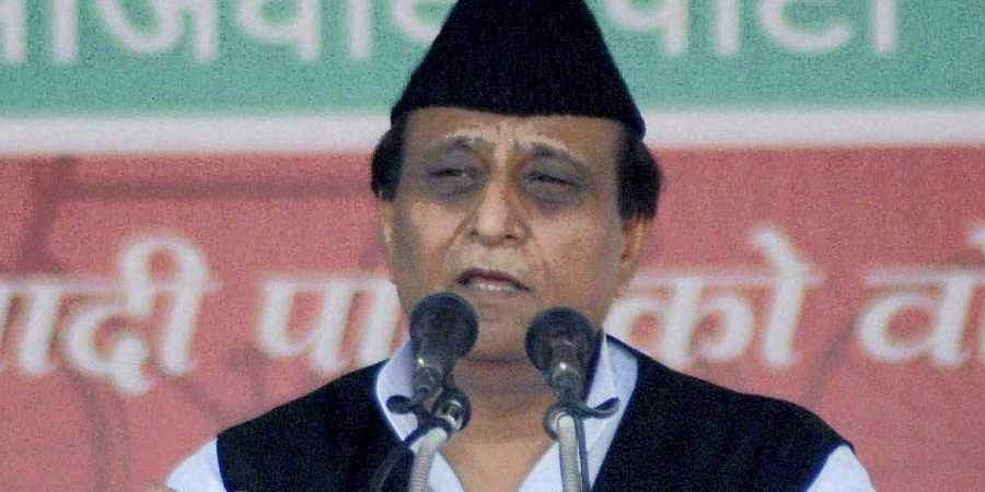 Samajwadi Party leader Mohammad Azam Khan