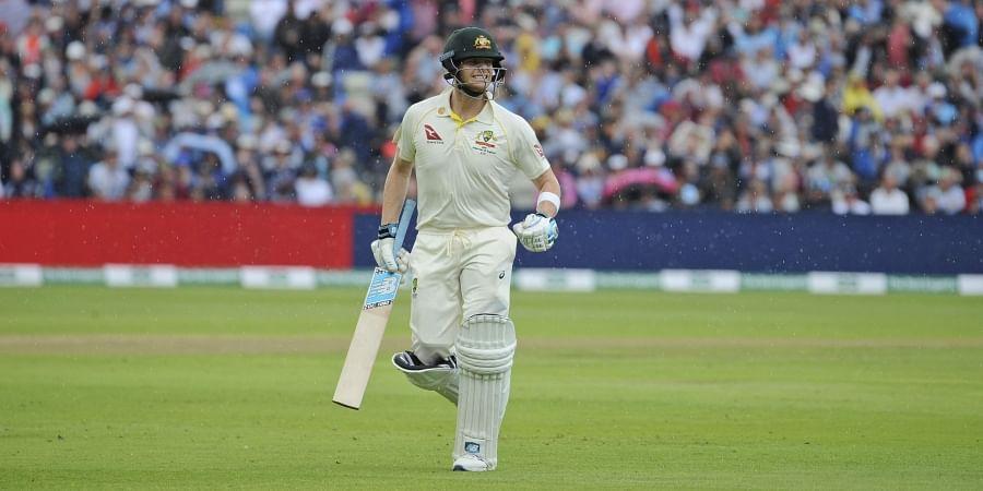 Australia's Steven Smith. (Photo | AP)