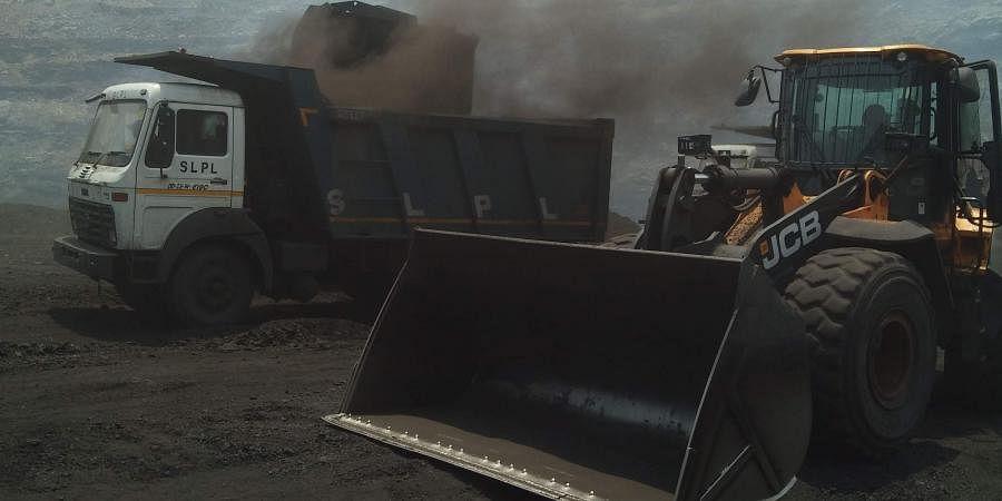 Odisha coalfield