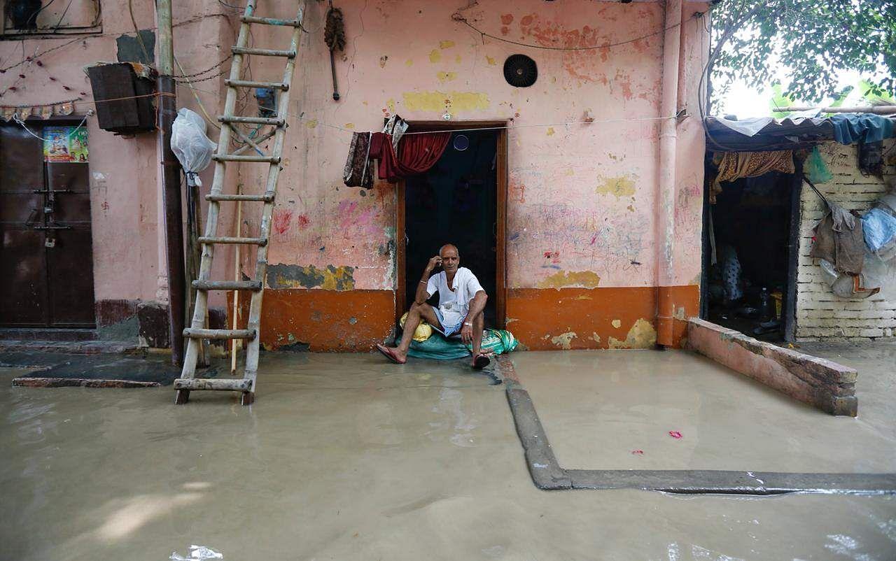Yamuna, Ganga rivers flooding