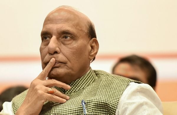 Rajnath Singh initiates maiden work of writing the history of country's borders for the first time