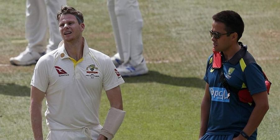 Australia's Steve Smith. (Photo | AFP)