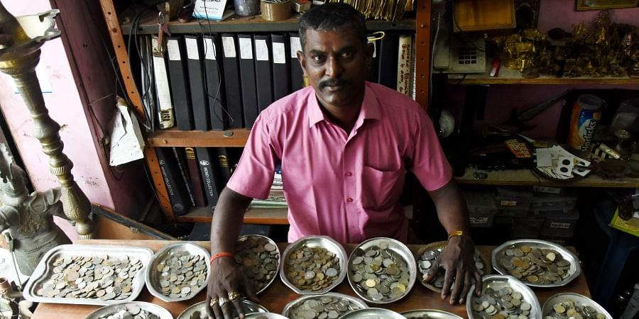 Selva Vinayaga Coins Collections in Vadapalani