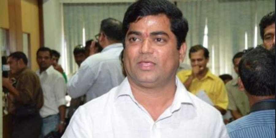 Goa deputy Chief Minister Chandrakant Kavlekar
