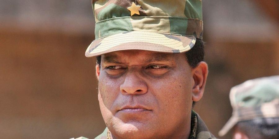 Sri Lanka army chiefShavendra Silva