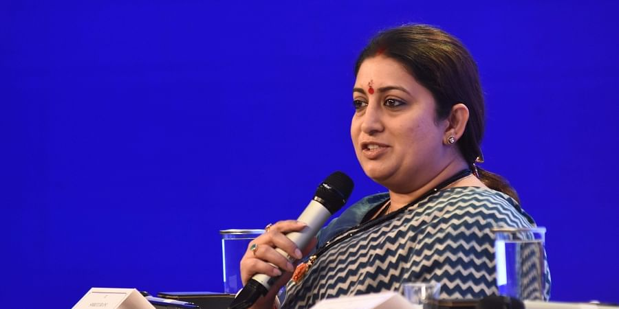 Women and Child Development Minister Smriti Irani (File Photo | EPS)