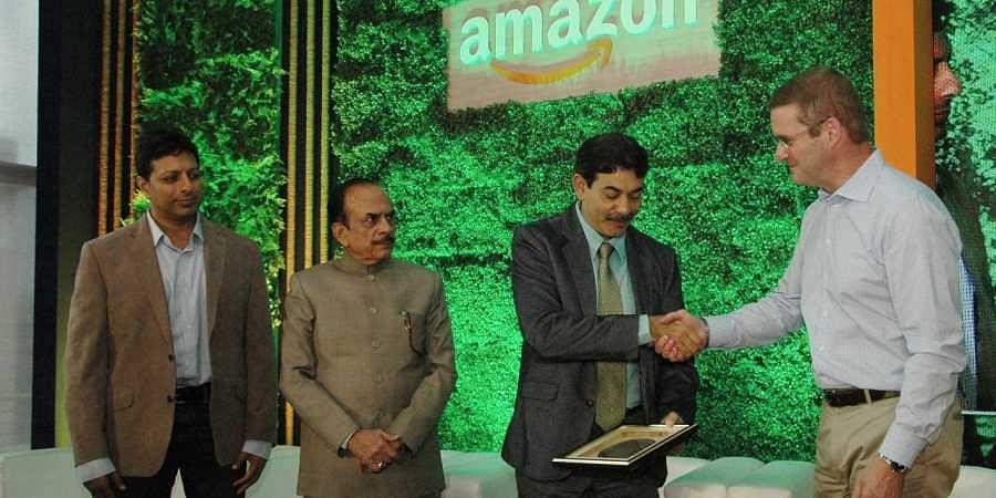 Amazon, Hyderabad
