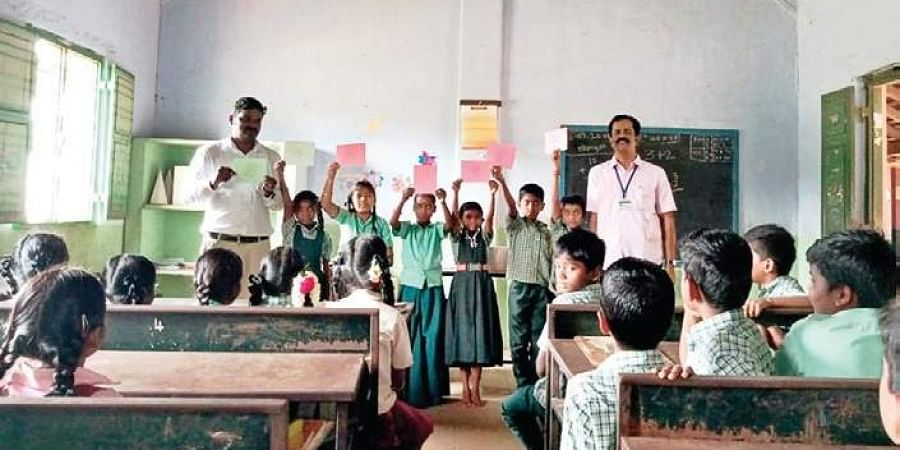 odisha government school