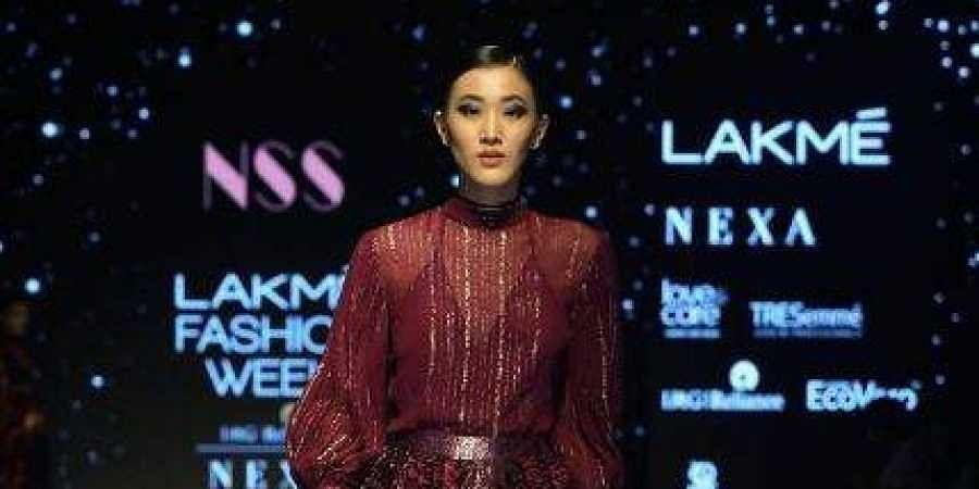 Several Designers Mark Their Debut At Lakme Fashion Week 2019 The New Indian Express