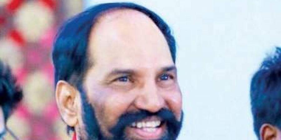 TPCC chief N Uttam Kumar Reddy