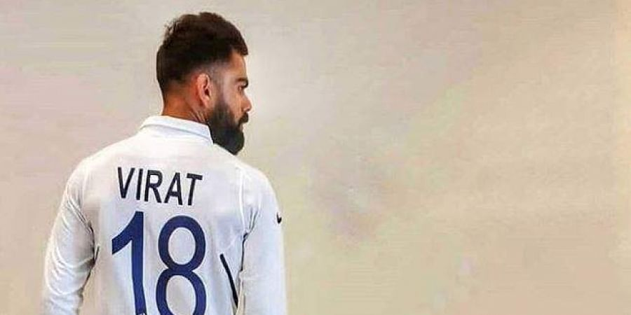 Virat Kohli To Sport Number 18 On His Test Jersey The New